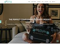 barbellabox.com web design