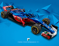 Ford Performance F1 Concept Livery (LateBraking)