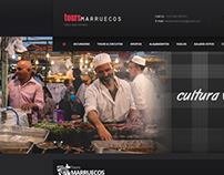 ToursMarruecos.es Tourism Website Project