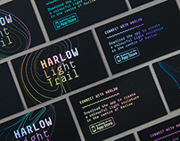 Harlow Light Trail - D&AD Pantone Brief 2015