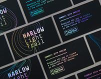 Harlow Light Trail - D&AD Pantone Brief 2015