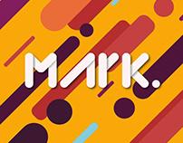 Identidade Visual da Mark Estúdio de Marketing