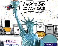 Kiehl's November Social Calendar