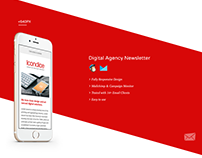 Digital Agency : Minimalist Email Newsletter