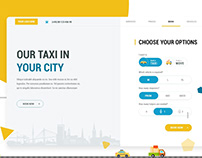 Booking Taxi or Moving Cargo