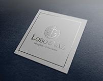 Lobo & Vaz - Logo Redesign