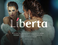 LIBERTA Website