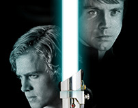 Skywalker Family Saber