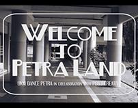 UKM Tari Petra - Welcome to Petra Land
