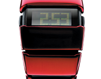 Nike D-Line Watches