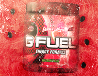 G-Fuel Advertisement