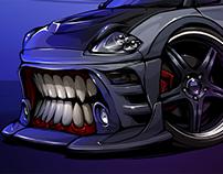 Eclipse GS - BeastedUp!