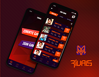 Rivals iOS & Android App
