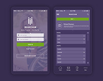 WaakZaam Mobile App
