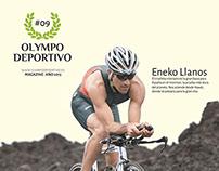 Olympo Deportivo Magazine