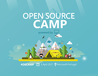 OSCAMP - Open Source Camp