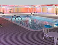 Stars Club 3D Design