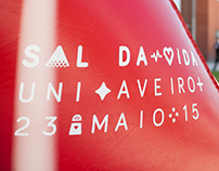 TEDxAveiro 2015 - SAL DA VIDA