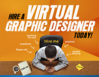 Hire A Virtual Graphic Designer