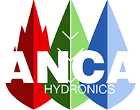 ANCA Hydronics logo