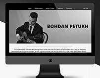 Bohdan Petukh Portfolio