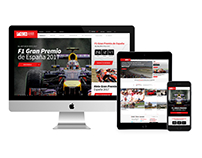 CIRCUIT DE BARCELONA - CATALUNTA WEBSITE