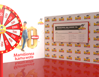 Vodacom Tusua Mapene 3D Set