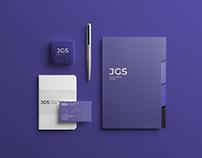 JGS | Brand Identity