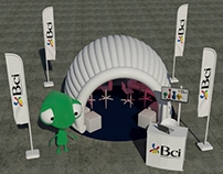 INFLATABLE STAND / BCI