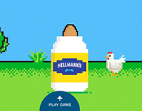 Hellmann's Game Snapchat Commecial