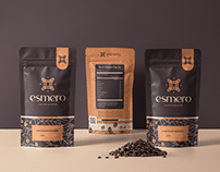 Esmero Coffee Roaster - Identity & Packaging
