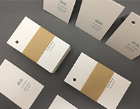 dot/business card ドット 広告