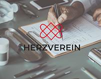 Herzverein | Logo Design
