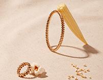 Grazia - Love Love Love - Cartier & Tiffany