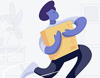 shopify Type of illustration