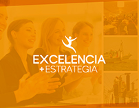 Excelencia + Estrategia | Web Site
