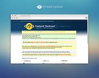 EmbedUpload logo