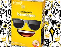 Emoji Bandages