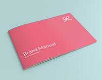 Brochure Design - PrettySecrets Brand Manual