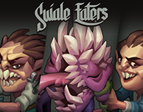 Swale Eaters - character evolution
