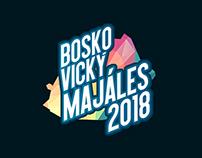 Logo Boskovický Majáles 2018