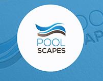 PoolScapes Branding & Website Design