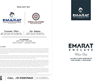 Emarat Construction and Developers Brochure