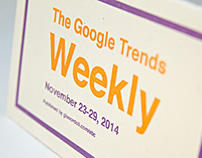 The Google Trends Weekly