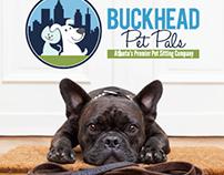 Buckhead Pet Pals - Print Advertising