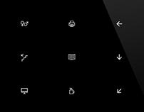 signage // icons