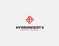 Logo + Branding || HYDROWIERT