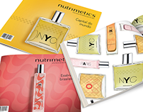 Catálogos Nutrimetics Tupperware
