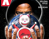 XXL Magazine Cover and ToC