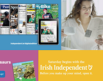"Irish Independent ""My Bike"" TV."